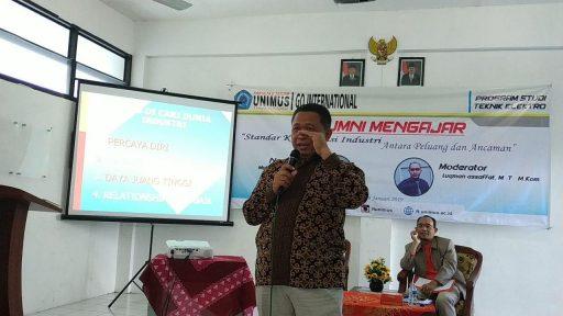 alumni mengajar